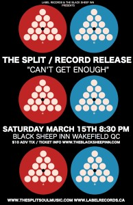 The Split EP Release Poster_March 15 Blacksheep